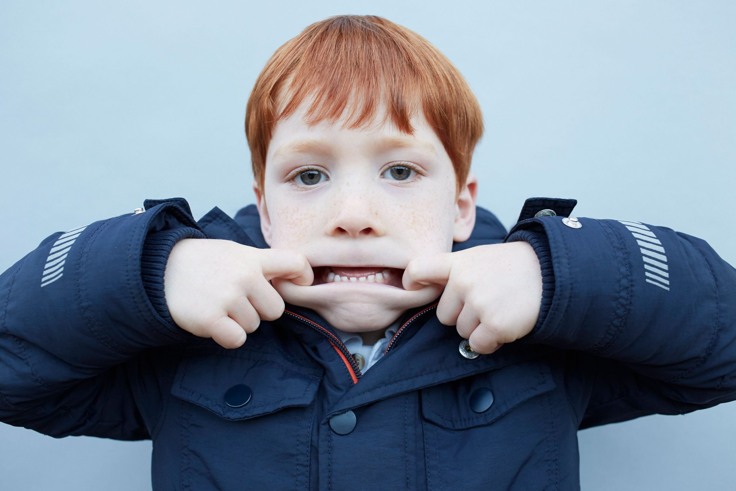 There are small ways parents can encourage their kids to touch their faces less frequently.
