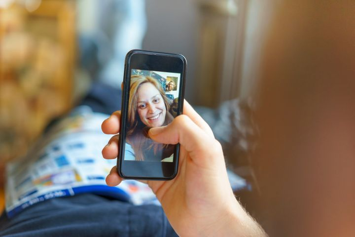 Make use of Facetime while your family member is in self-isolation.