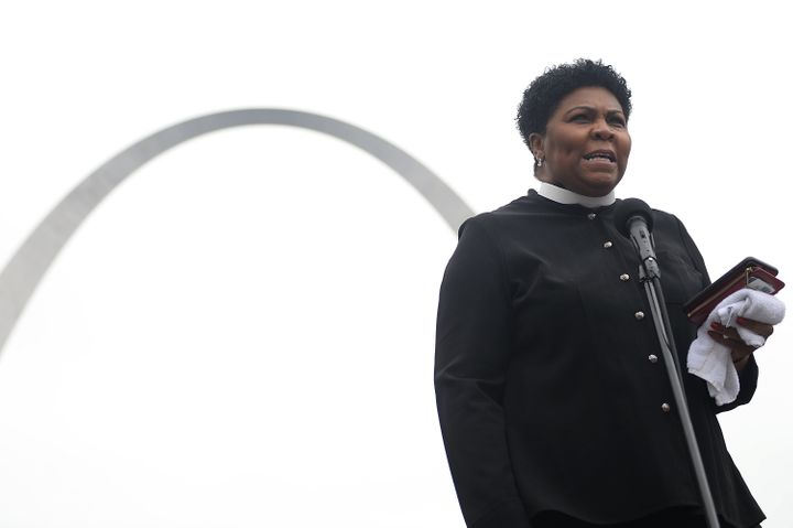 Rev. Traci Blackmon is a minister forjustice and local church ministries for the United Church of Christ, and the senio
