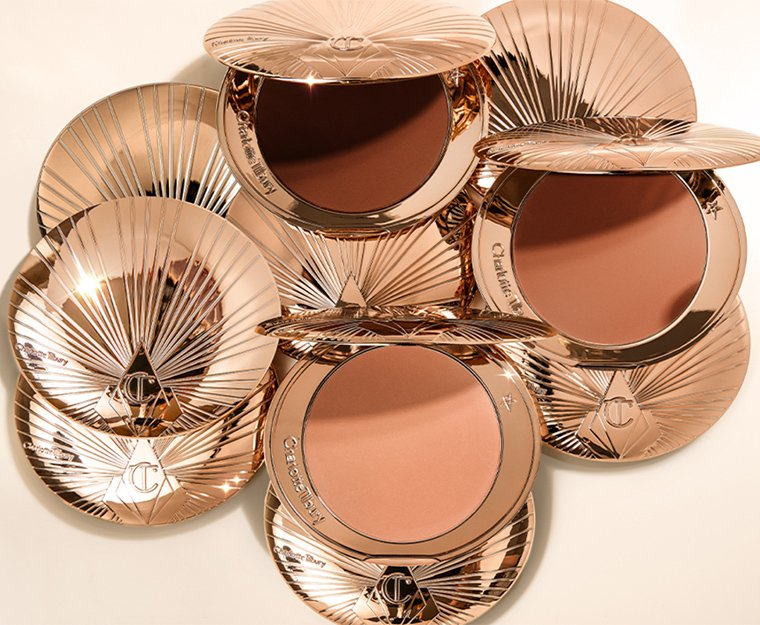 Charlotte Tilbury Airbrush Bronzer Collection for Summer 2020