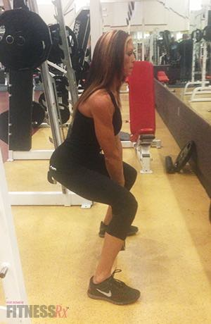 No More Saggy Butt! - Lift the glutes and tighten the skin