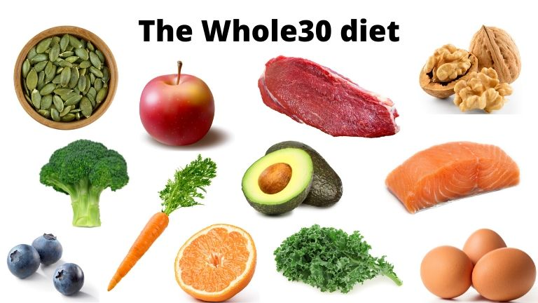The Whole30 diet
