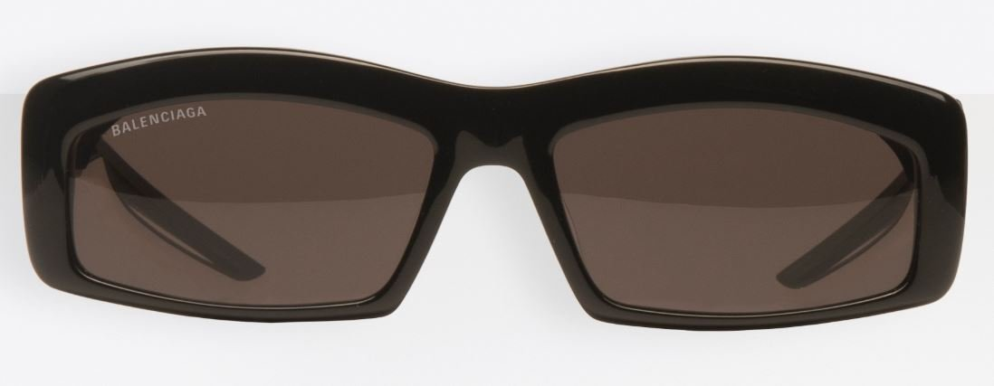 Balenciaga narrow sunglasses
