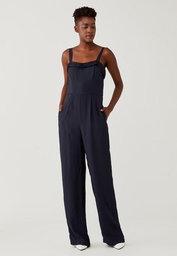 Ghost Jumpsuit Navy