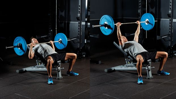 How To Do The Incline Bench Press
