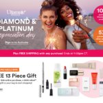 Ulta Diamond & Platinum Appreciation Day: 10X Points (Select Products) / 5X Points Everything Else