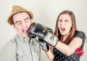 Learn to manage fights effectively