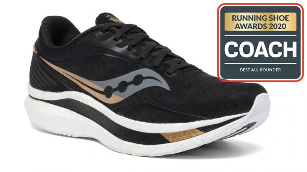 Coach Running Shoe Awards Best All-Rounder Saucony Endorphin Speed