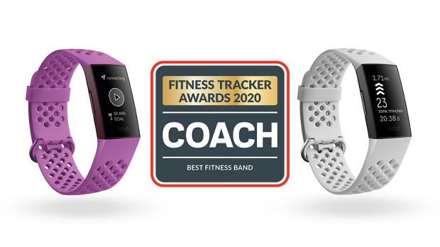 Coach Fitness Tracker Awards 2020 – Best Fitness Band: Fitbit Charge 4