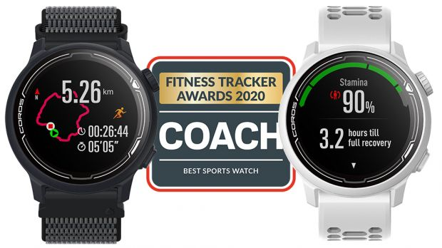 Coach Fitness Tracker Awards 2020 – Best Sports Watch: Coros Pace 2