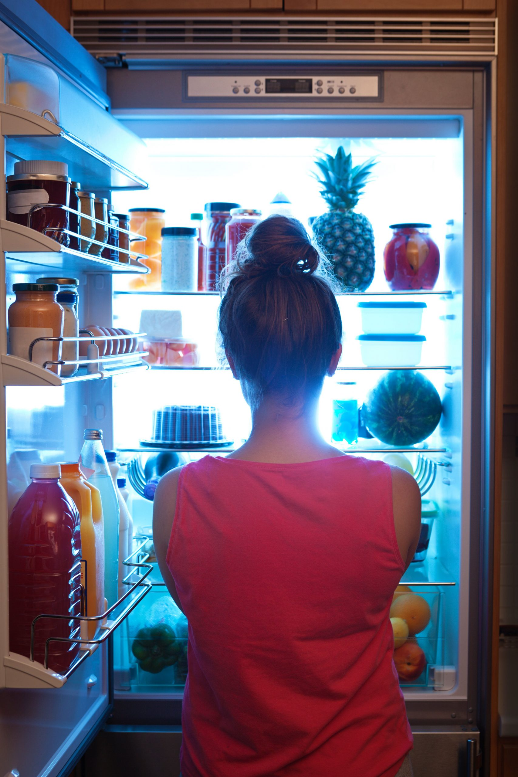 Waking up with a grumbling stomach? Experts say it's worth getting to the bottom of your late-night hunger.